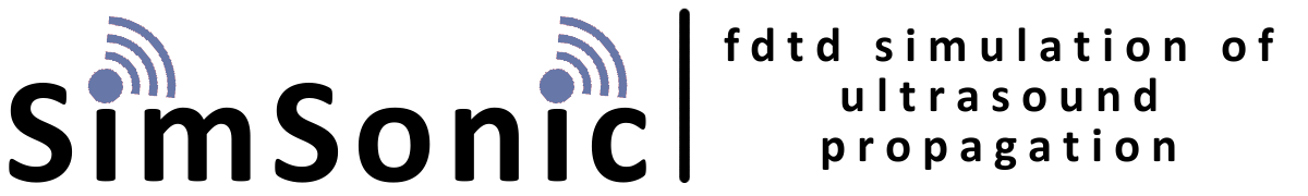banner of the website with the SimSonic logo